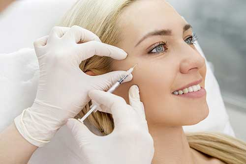 Beaú Beauty Bar anti-wrinkle injections